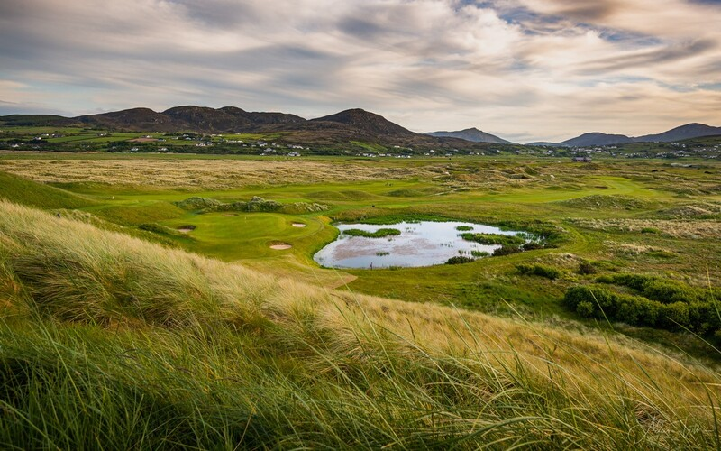 Ballyliffin Golf Club 7th Glashedy Links