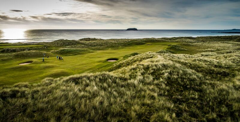 Ballyliffin Golf Club 13th The Old Links