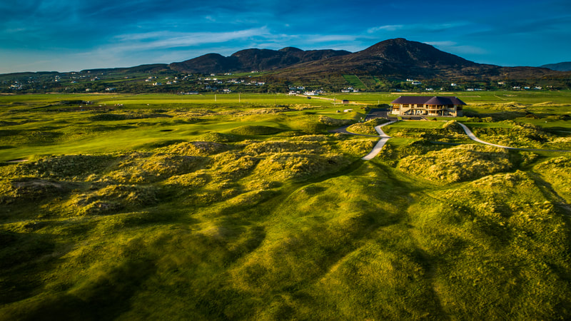 Ballyliffin Golf Club 1st The Old Links