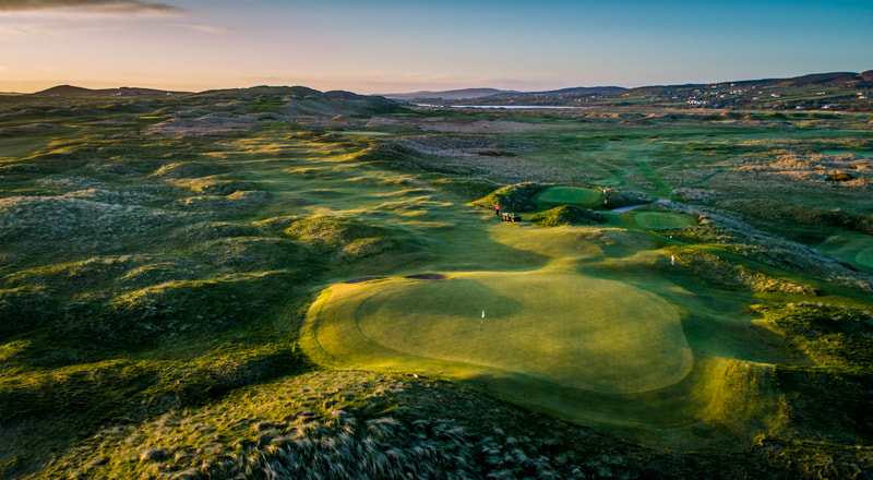 Ballyliffin Golf Club 3rd The Old Links