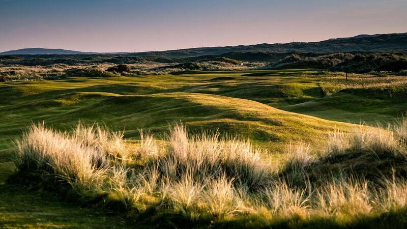 Ballyliffin Golf Club 10th The Old Links
